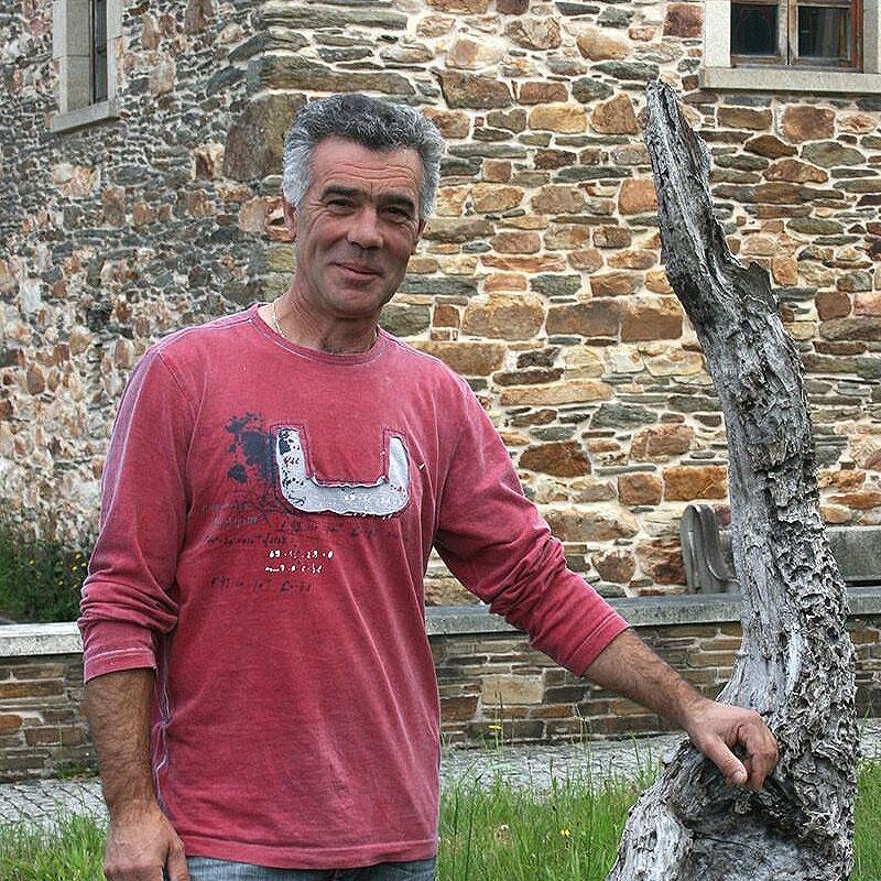 Xavier Quijada canteiro
